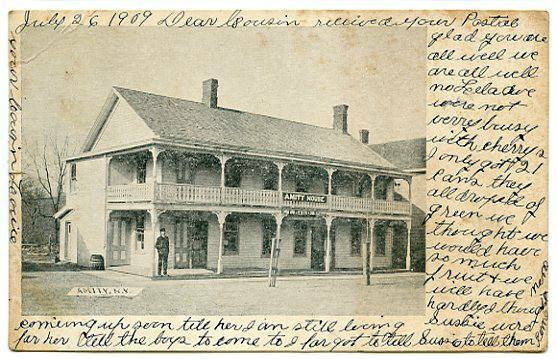 Amity House 1909